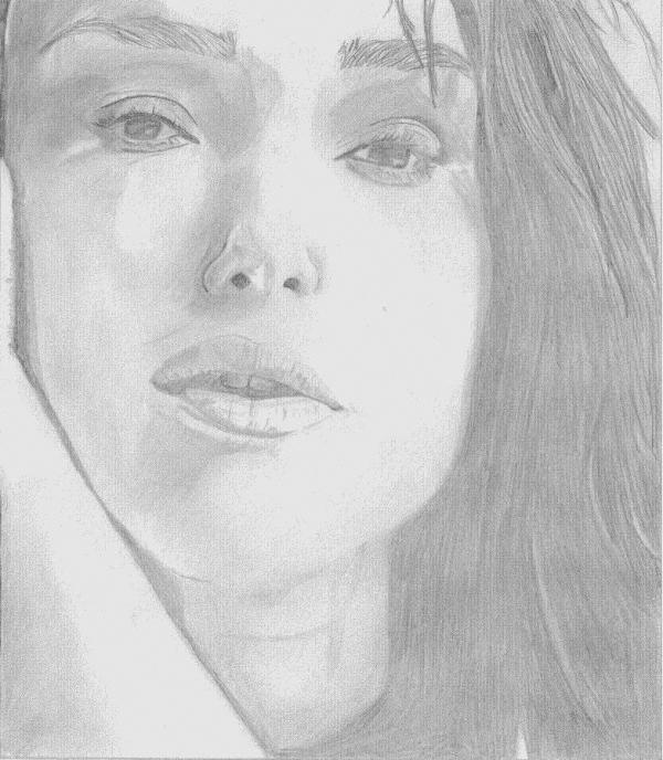 Keira Knightley por LucchiniCQ
